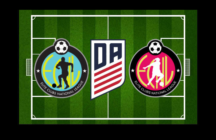 Congratulations to 11 teams qualifying for the National playoffs in DA and ECNL